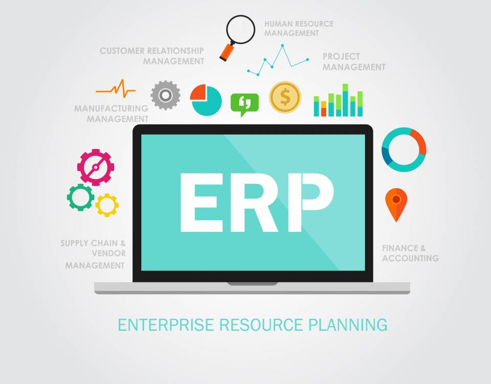 sistem integrat ERP