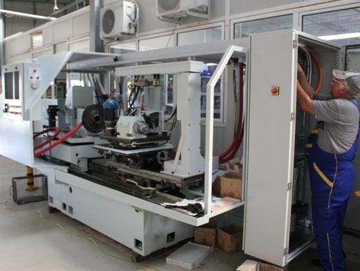 solutie ERP producție
